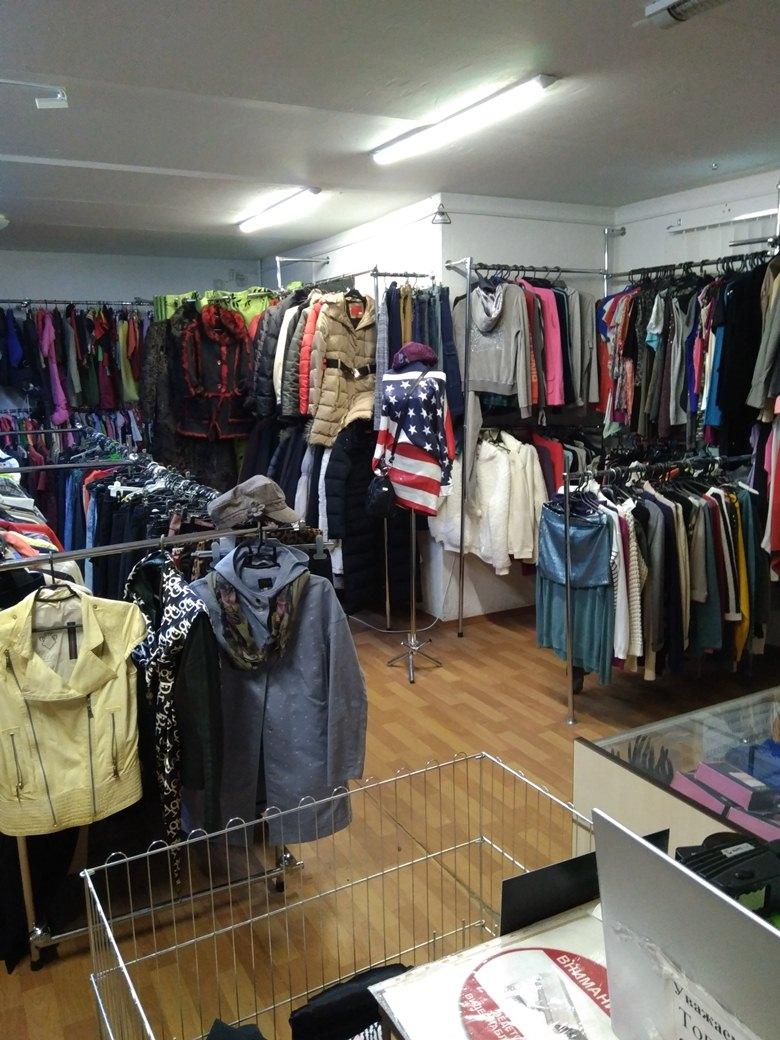 Продам магазин секонд-хенд в центре Минска 497d271c9e9